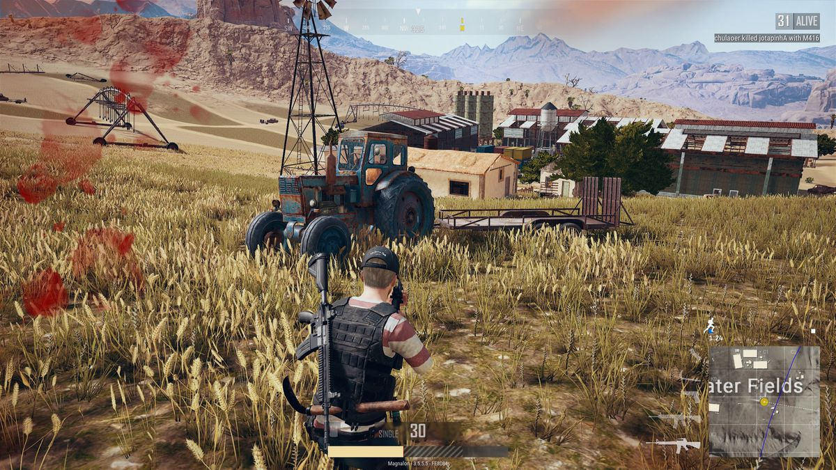 Pubg Hot Hd Wallpaper: Our Best Tips For PUBG's New Desert Map, Miramar
