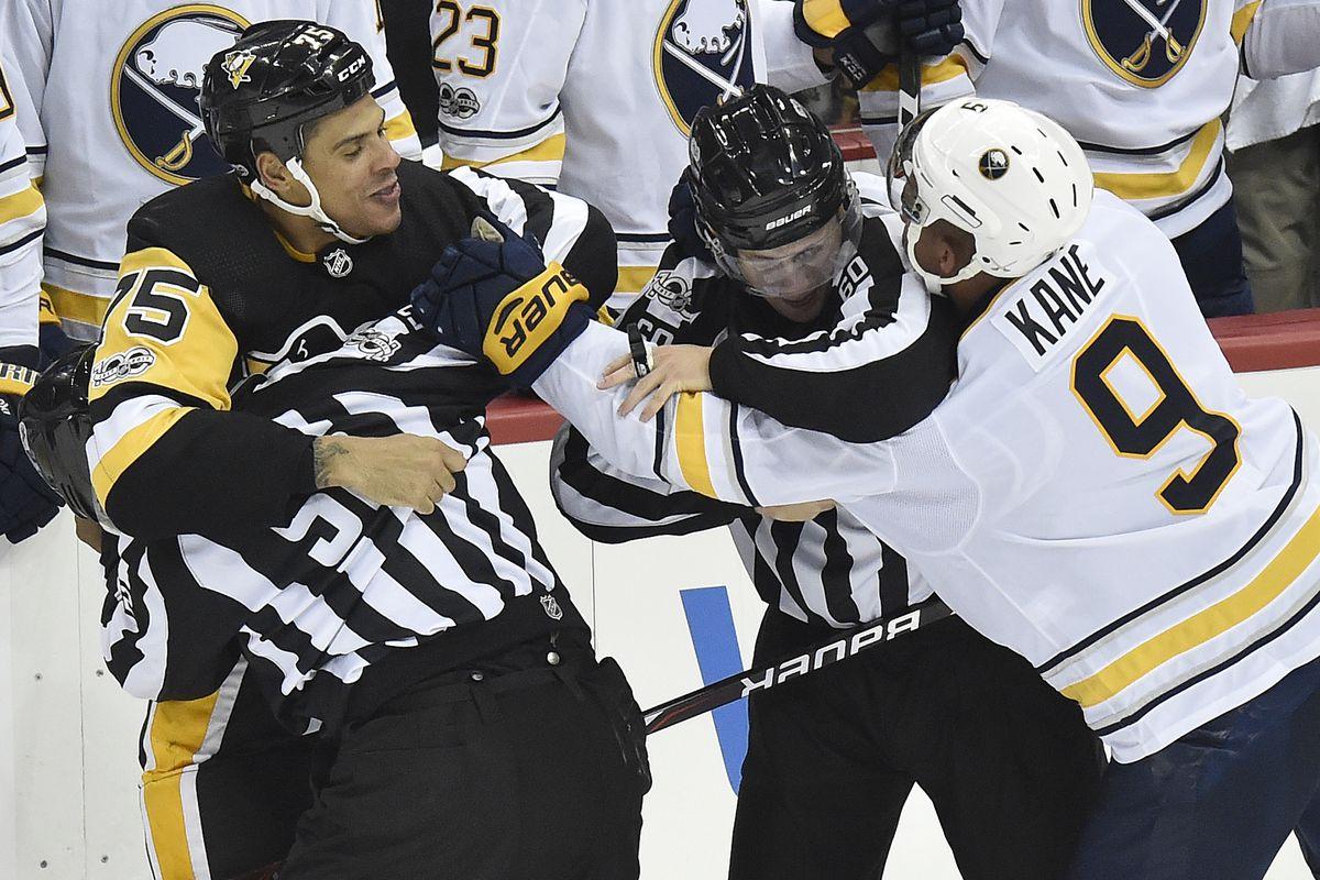 Pittsburgh Penguins vs. Buffalo Sabres  Usa_today_10314070.0