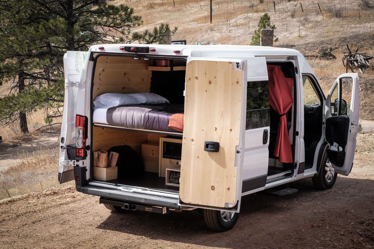 Sprinter Van For Sale Craigslist >> Camper vans for rent: 11 companies that let you try van life on for size - Curbed