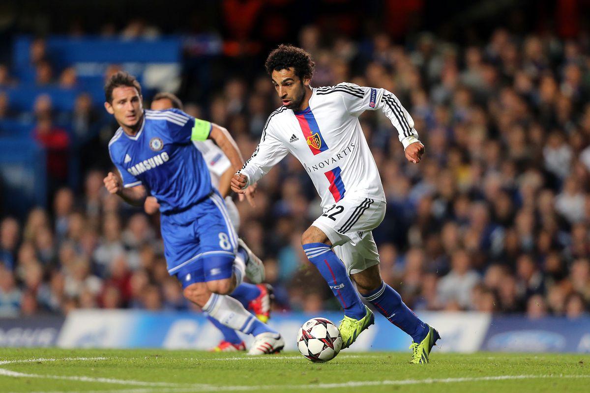 Soccer - UEFA Champions League - Group E - Chelsea v FC Basel - Stamford Bridge