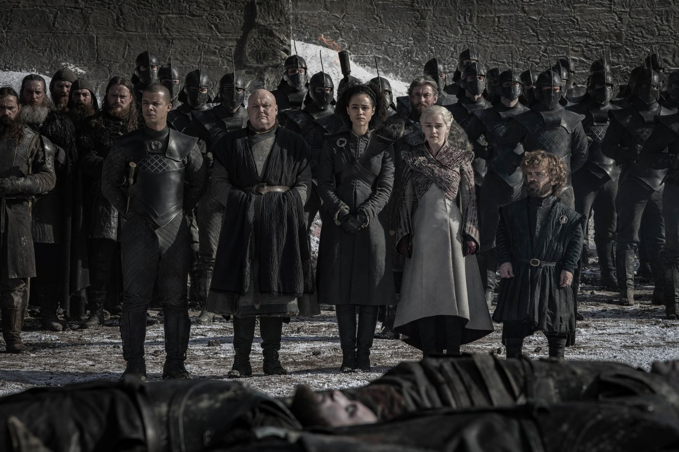 Game of Game of Thrones: season 8, episode 4, The Last of