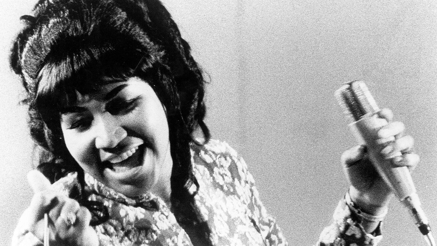 Aretha Franklin, a Pop Star Who Could Make You See God