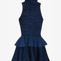 """<b>A.L.C.</b> Daphne dress in marble, $635 (<b>Update:</b> This dress was previously available at Intermix, but has since been pulled from their stores. Instead, you can find it <a href=""""http://www.shopbop.com/daphne-dress-alc/vp/v=1/845524441951230.htm?f"""