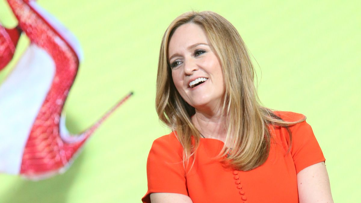 Samantha Bee wants to change things from the ground up.