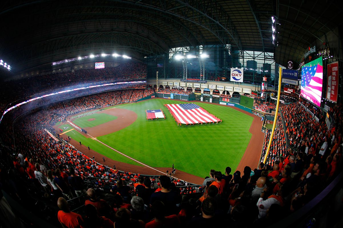 New York Yankees at Houston Astros: ALCS Game 2 GameThread ...