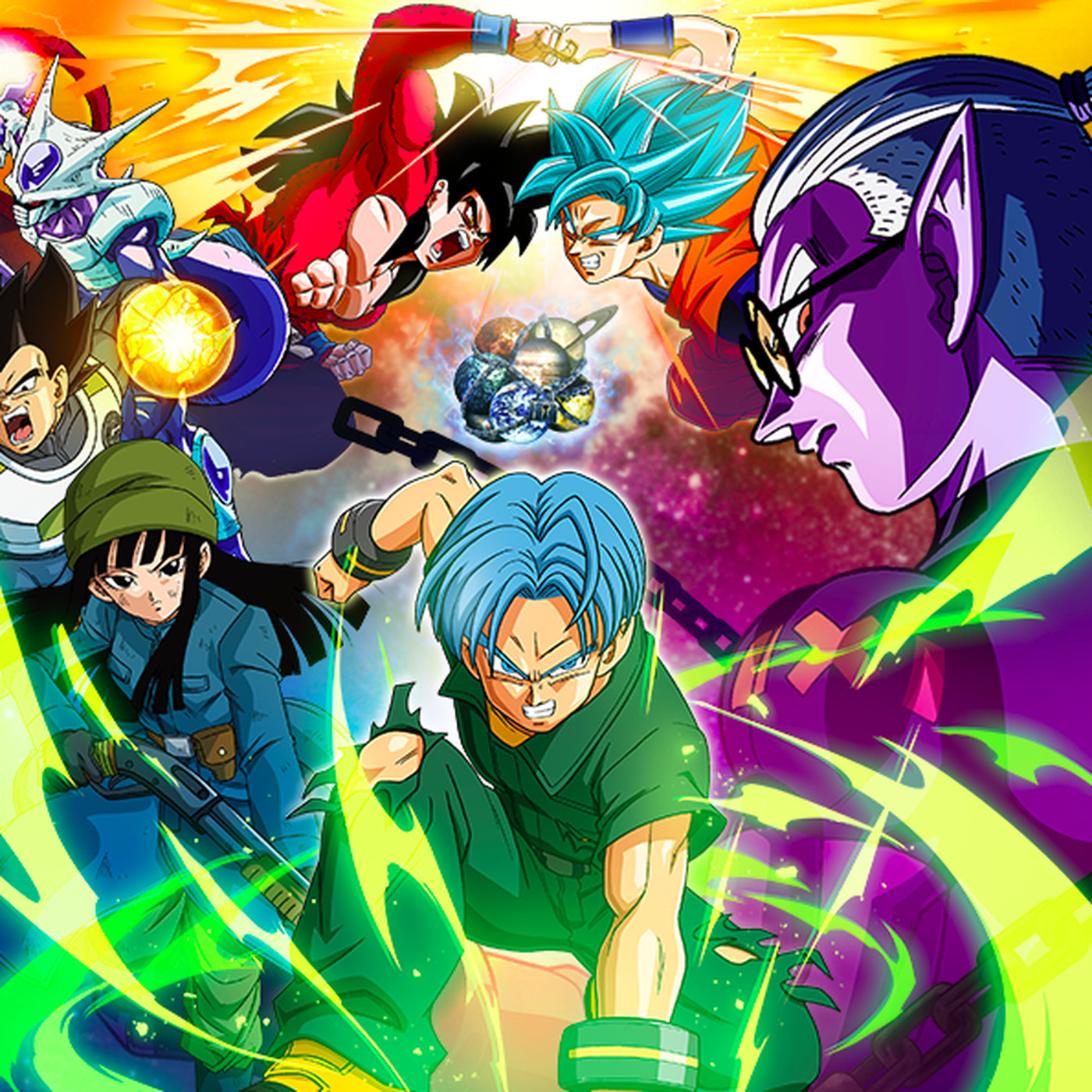 Dragon Ball Heroes Anime Release Date Characters Everything We Know