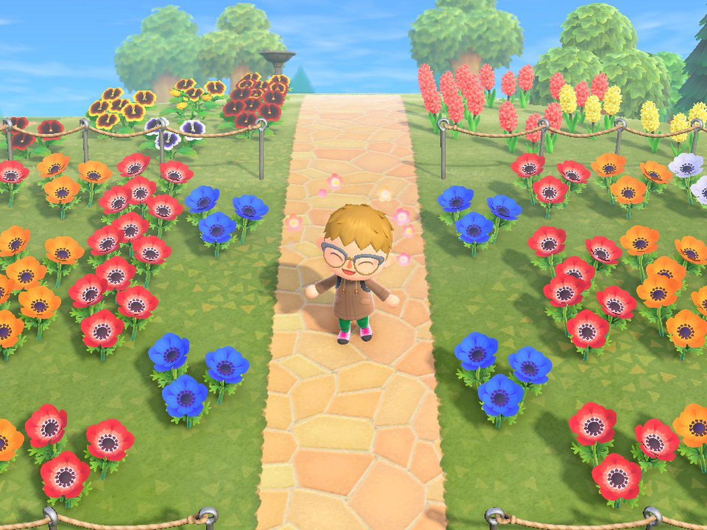 Animal Crossing New Horizons Switch Flowers And Hybrids Guide Polygon