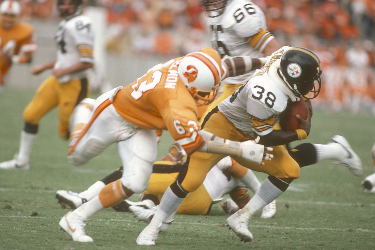 469e94f87 Shut up, haters: The classic Buccaneers creamsicle uniforms are badass