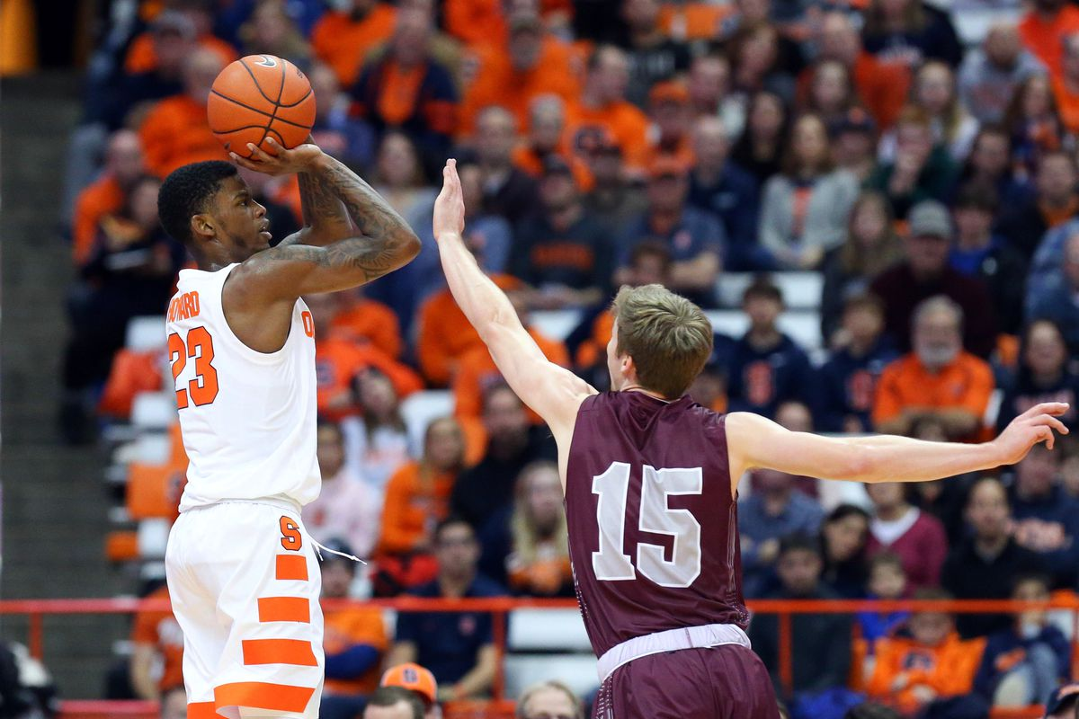 What We Learned From Frank Howard S Return To Syracuse Basketball