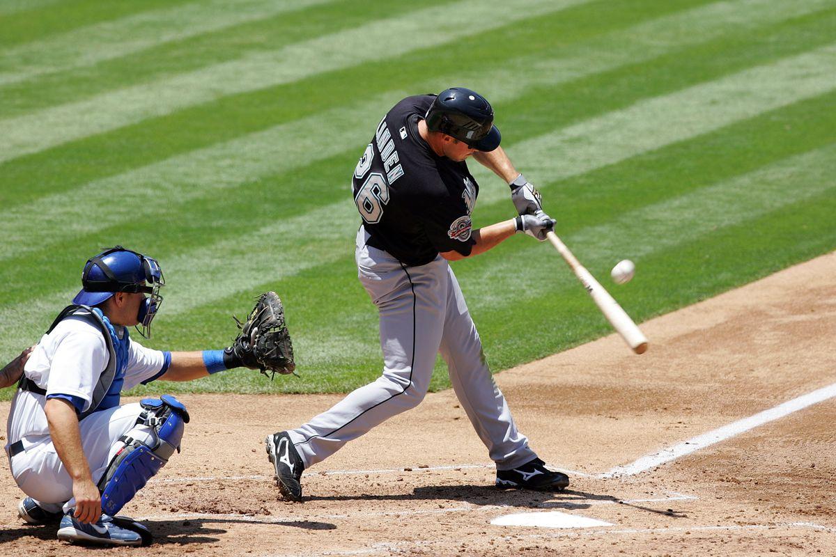 Florida Marlins v Los Angeles Dodgers