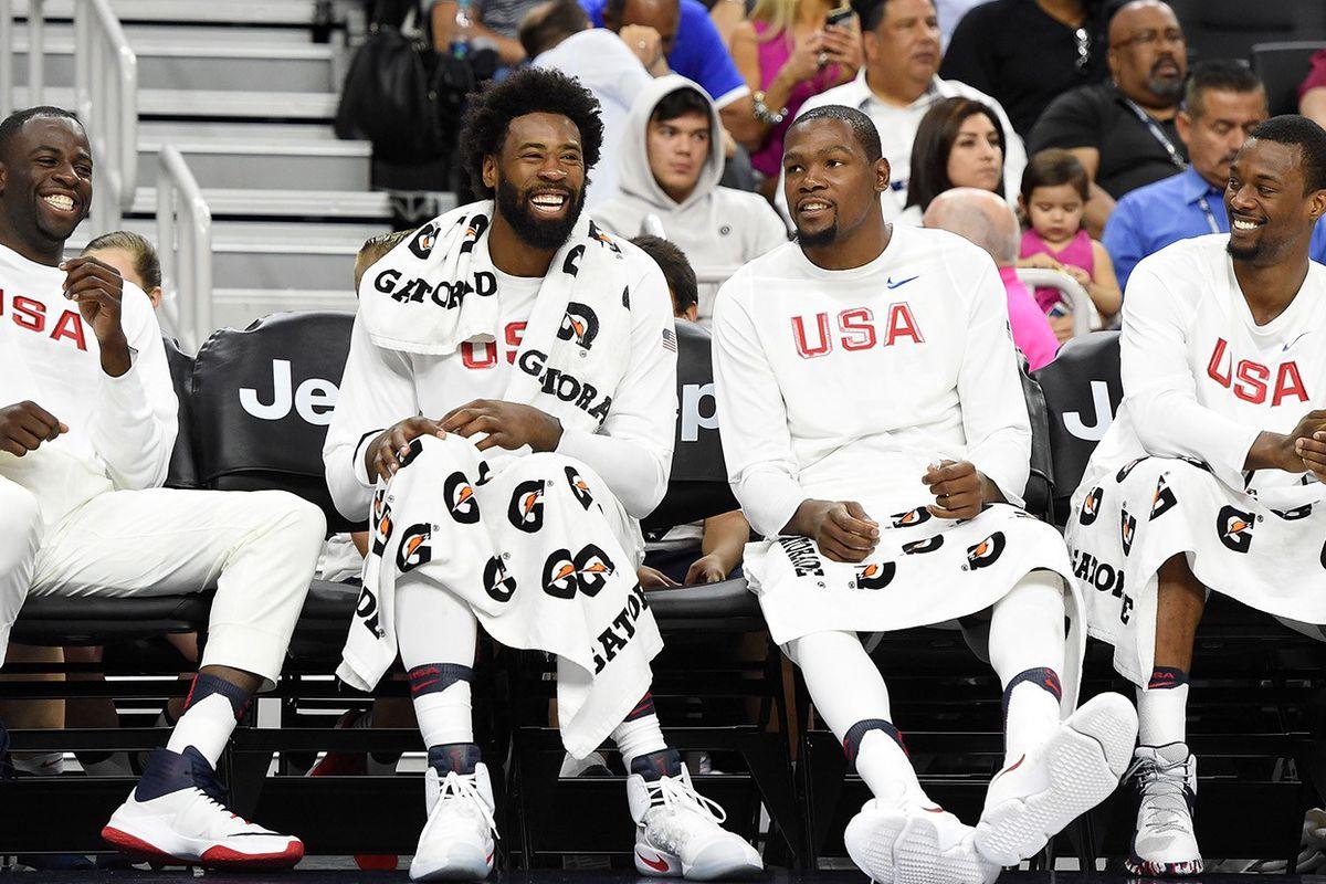 c0b6af096c28 Team USA s Men s Basketball Team Is Good at the Internet - The Ringer