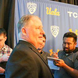 New UCLA Coach Chip Kelly