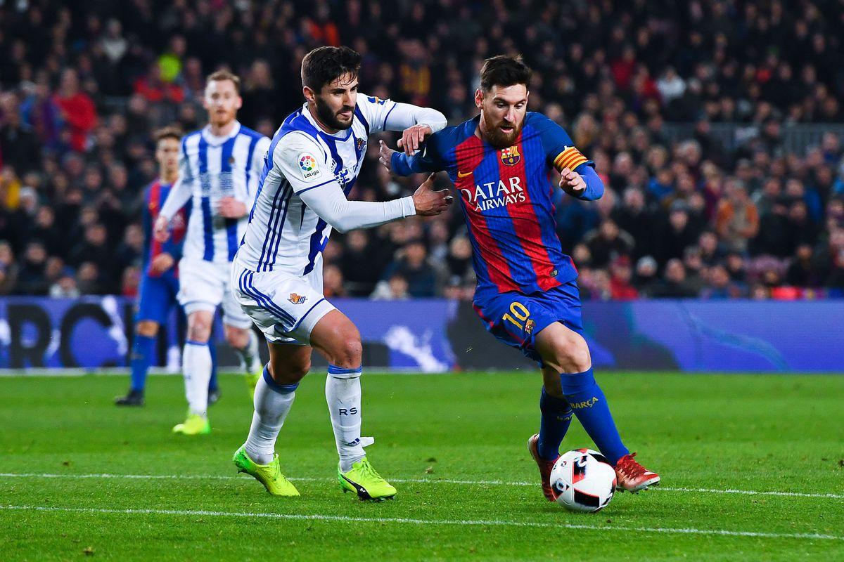 Barcelona vs. Real Sociedad 2017 live stream: Time, TV ...