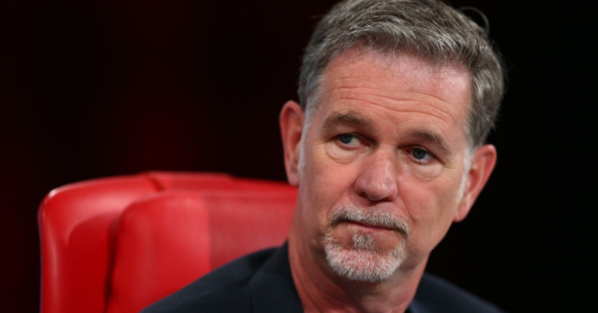 Netflix's stock crash won't make...
