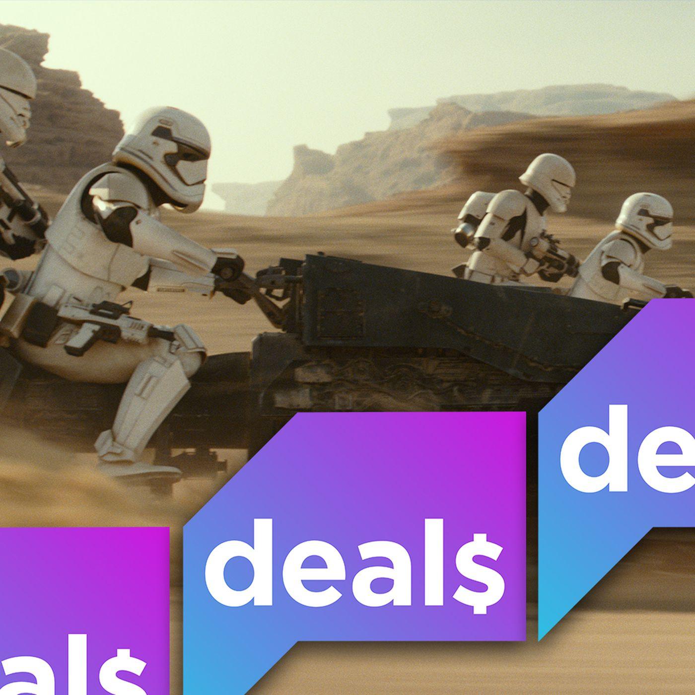 Best Gaming Deals Star Wars 4k Bundle Nintendo Switch Lite At