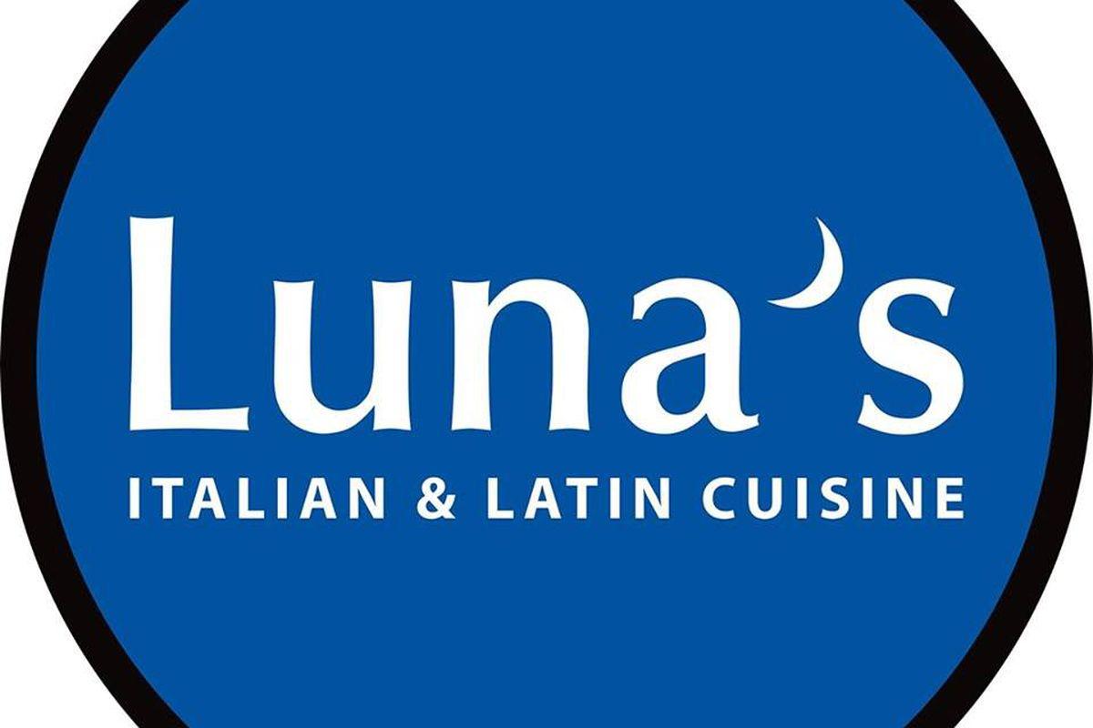 Luna's Restaurant logo