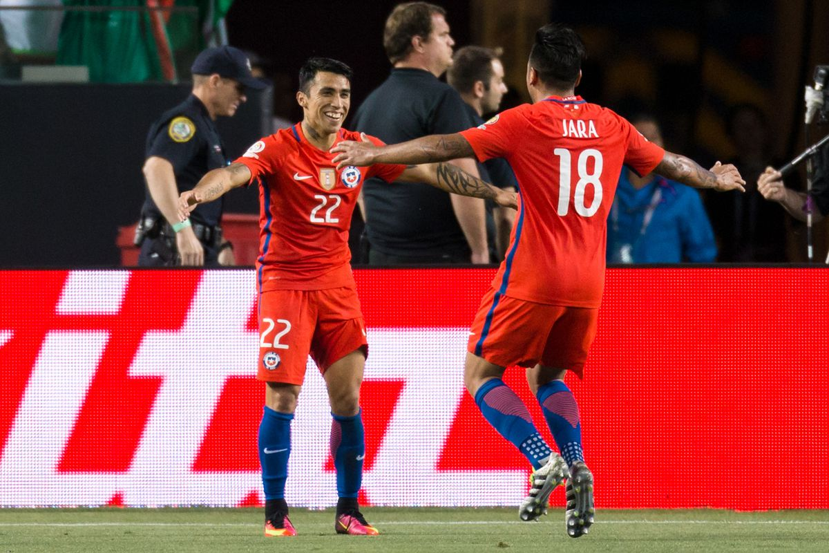 I'm cheering for Chile in the Copa semifinal so U.S. gets a second crack at Colombia.