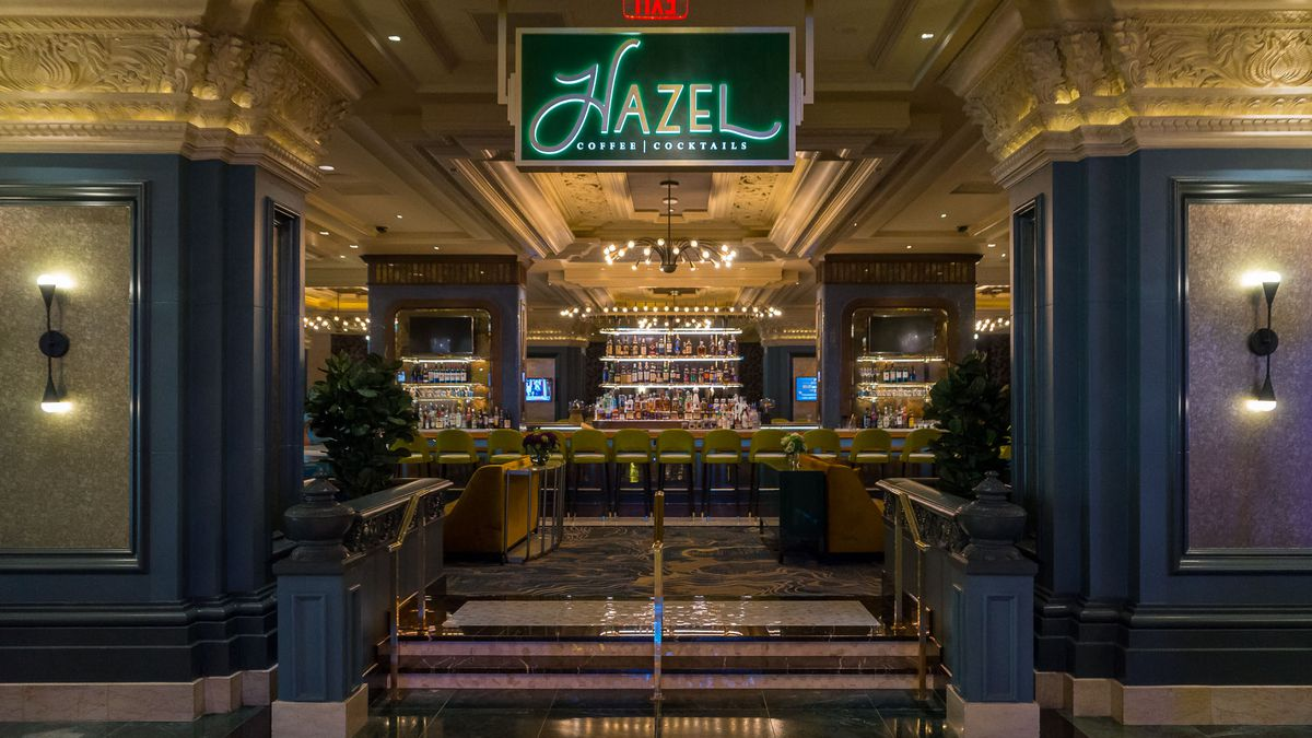 Hazel Coffee & Cocktail Lounge