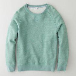 "<b>Steven Alan</b> Men's Sporty Raglan Sweatshirt, <a href=""http://www.stevenalan.com/S14_1_MCS0077.html?dwvar_S14__1__MCS0077_color=A328"">$165</a>"
