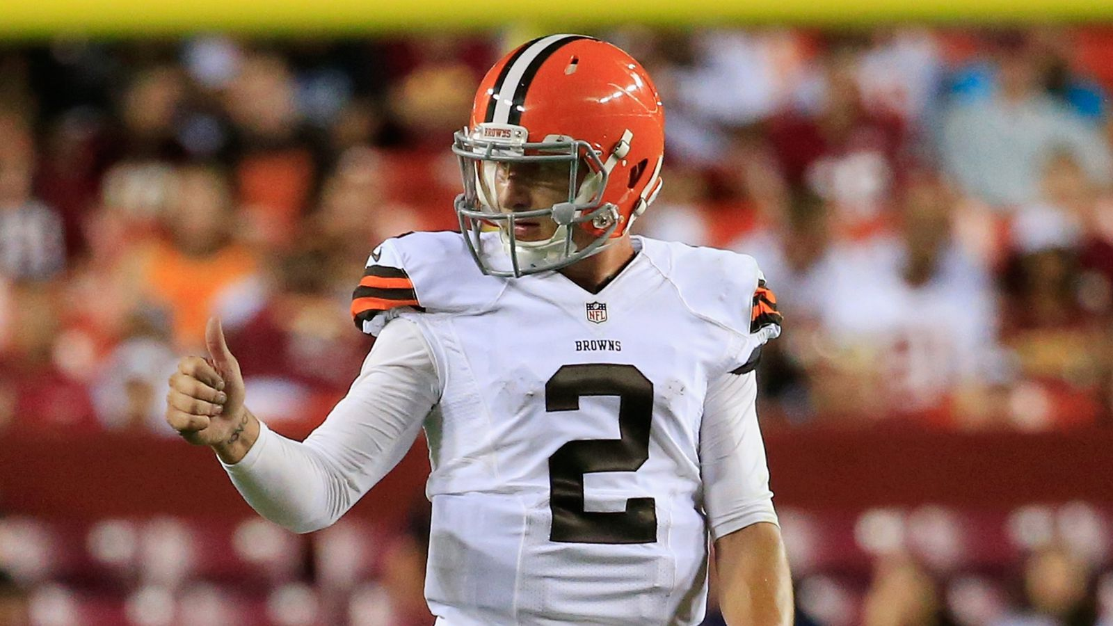 'This isn't college anymore' prompted Johnny Manziel's