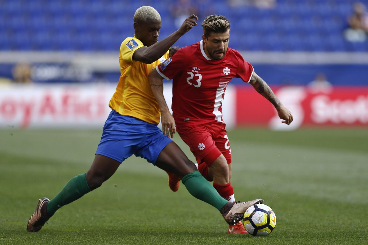 French Guiana v Canada: Group A - 2017 CONCACAF Gold Cup