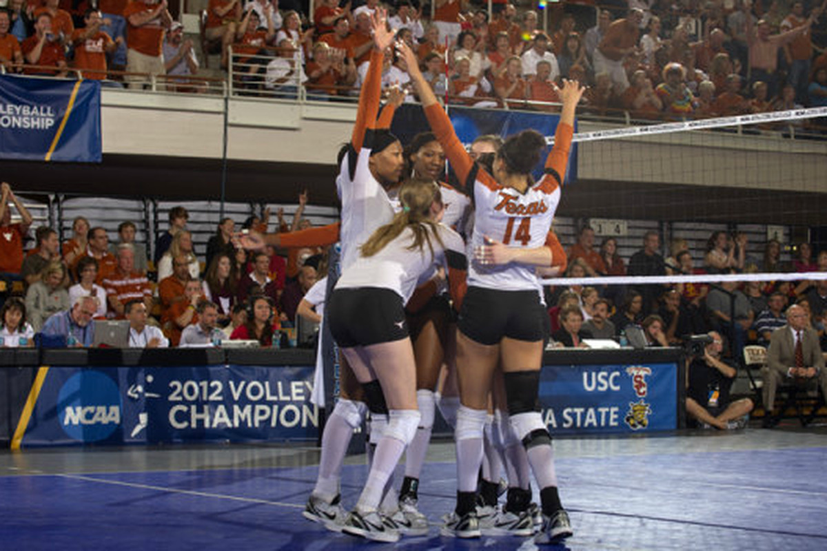 Texas Volleyball Headed to 2012 Final Four