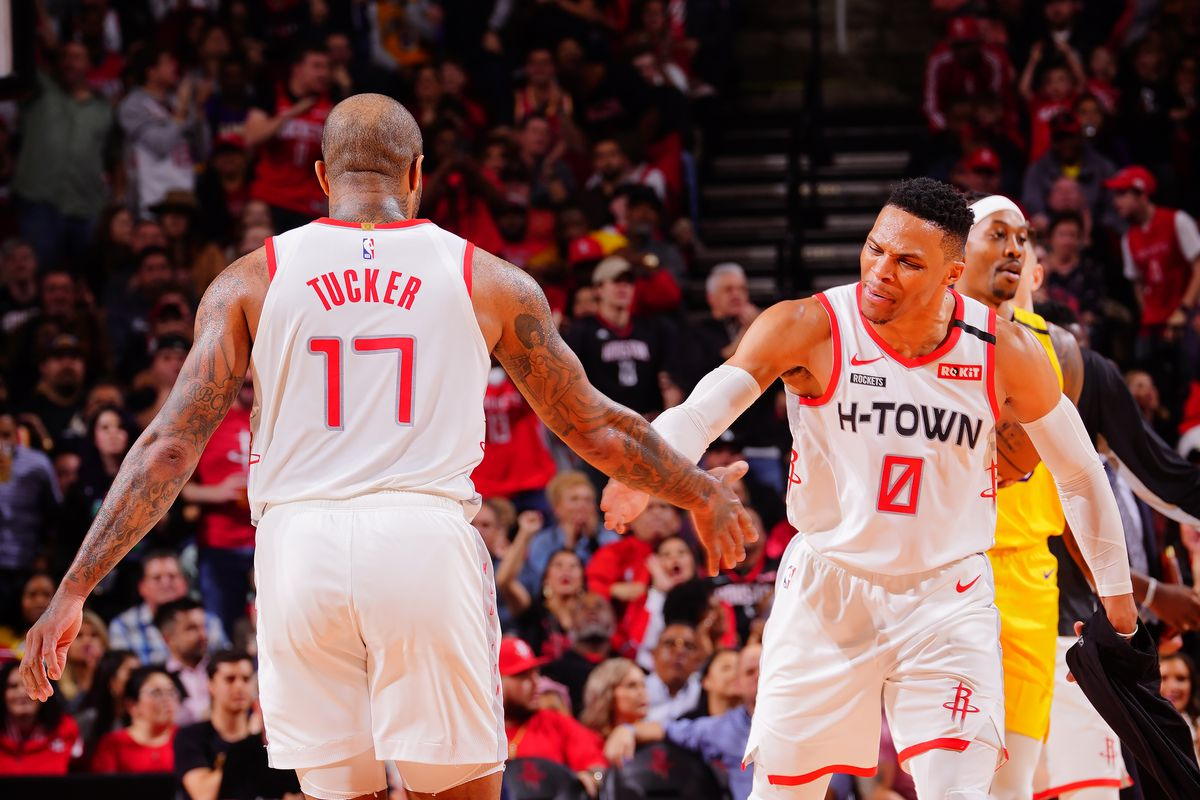 Houston Rockets vs. Los Angeles Lakers game preview - The ...