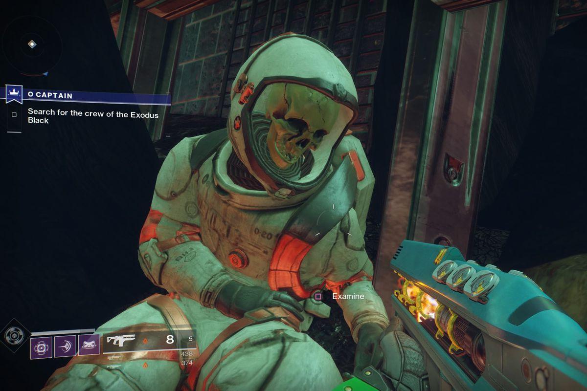 Destiny 2 guide: O Captain walkthrough - Polygon
