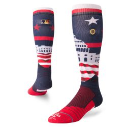 2018 All-Star workout day socks