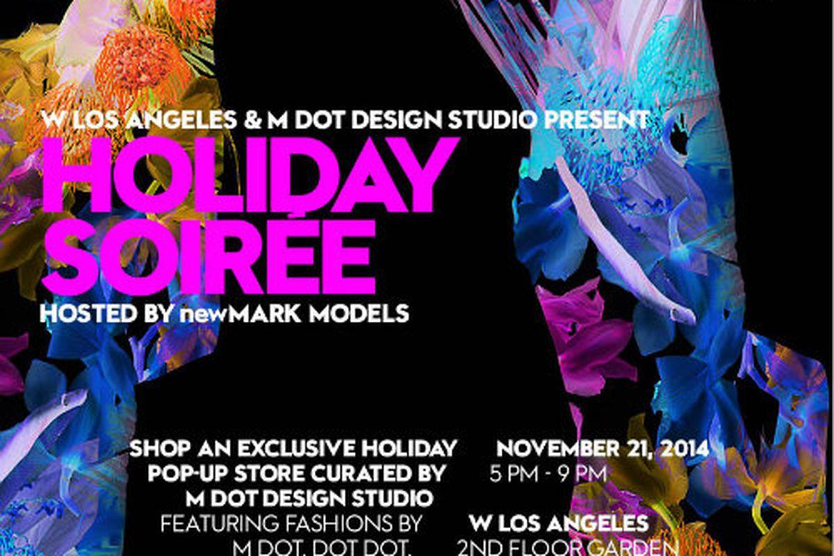 Flyer: M Dot Design Studio
