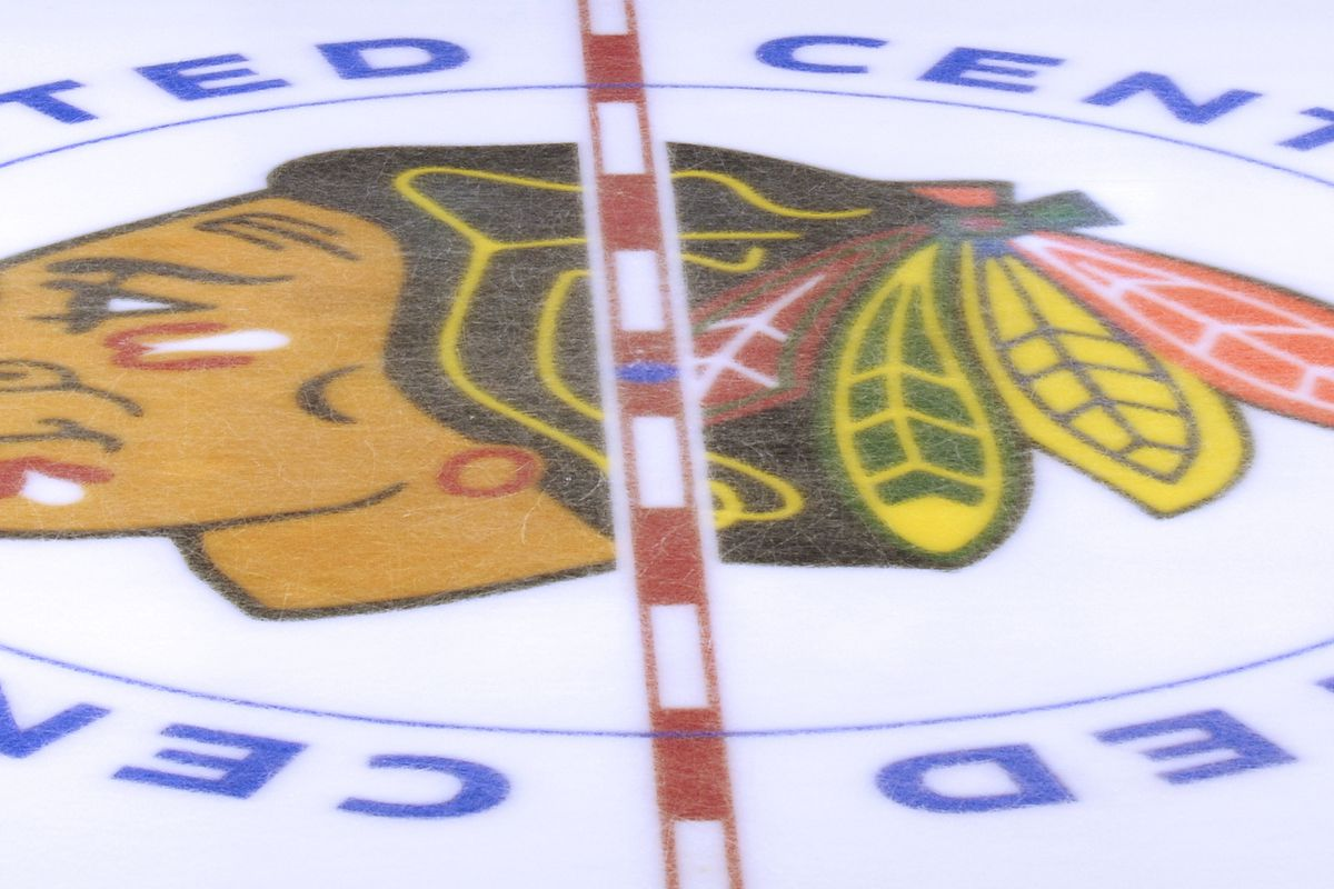 The Blackhawks logo, depicting a Native American chief, has come under question in recent weeks as other professional sports franchises consider name and logo changes.