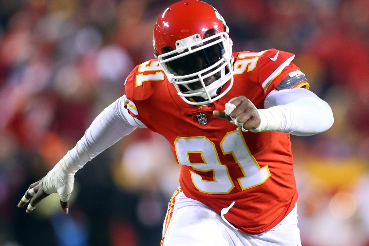 Chiefs release starting safety Ron Parker, LB Tamba Hali
