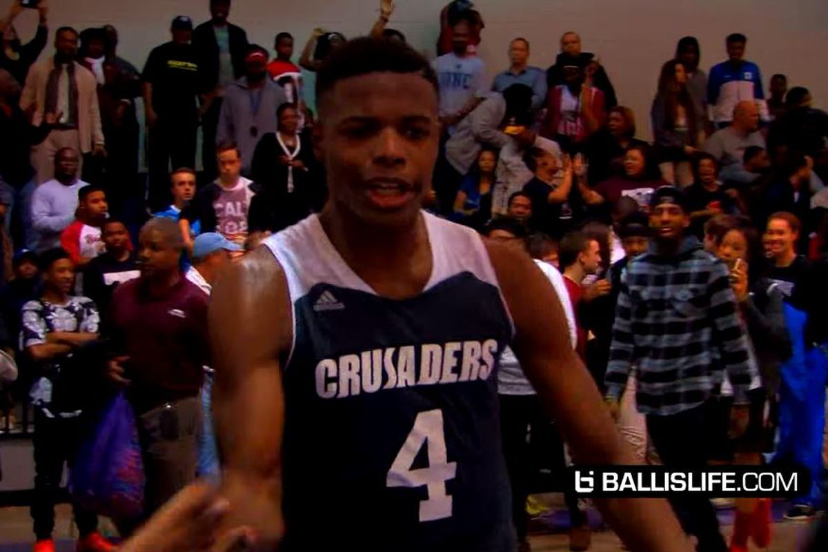 Kentucky Basketball Top 5 Point Guards Of The John: Dennis Smith Cuts List: Kentucky, Duke, NC State