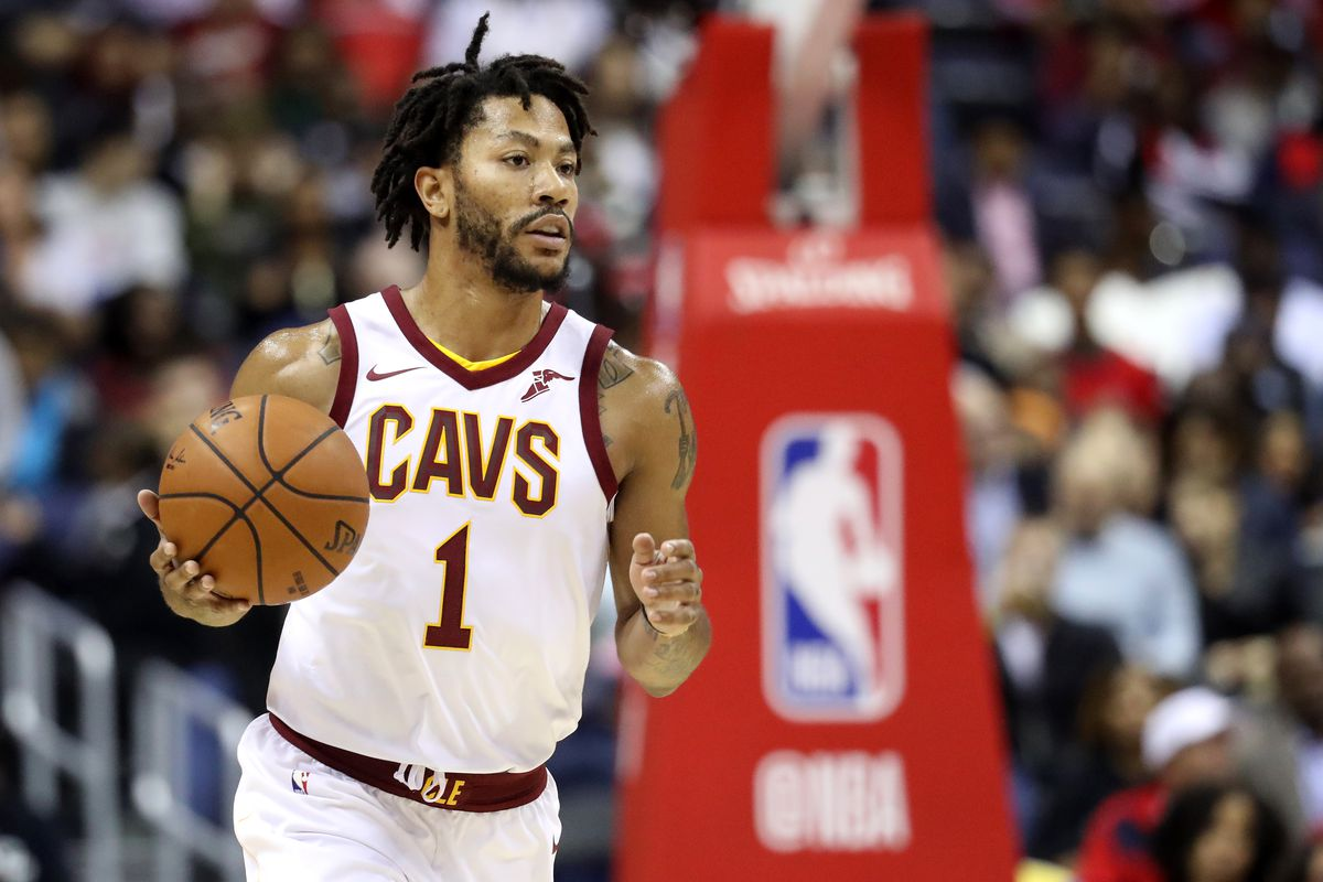 Derrick Rose evaluating National Basketball Association  career, exhausted  of being hurt
