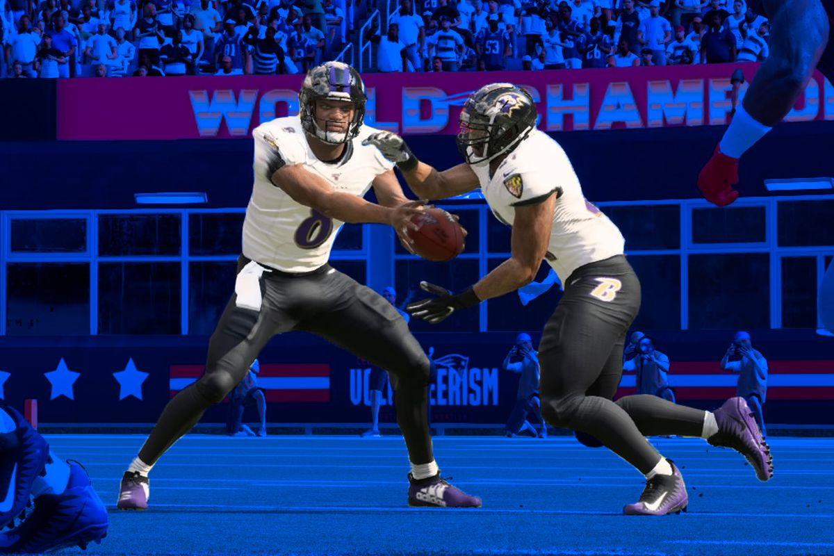 How Madden's RPOs could one day help bring back NCAA