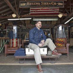 Mike Hodis is the man behind Rising Sun & Co.