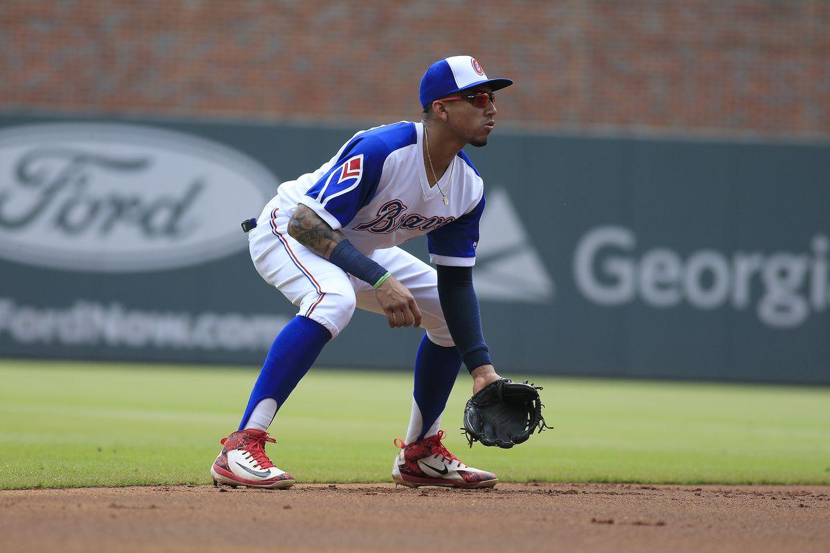 MLB: JUN 24 Orioles at Braves