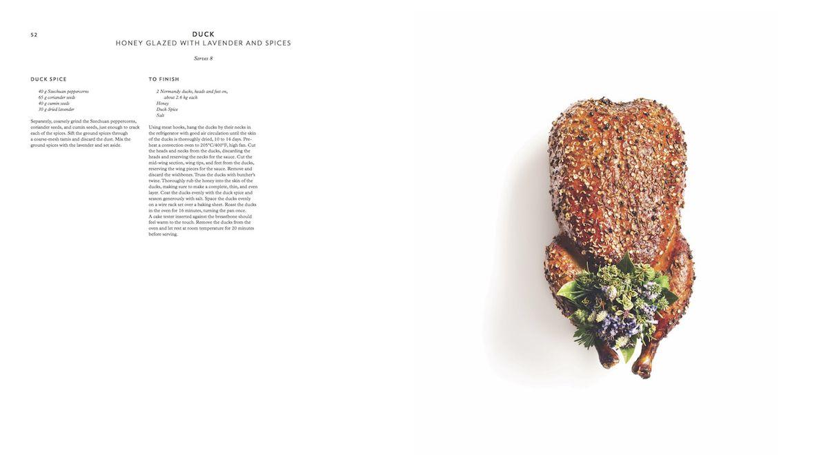 Smoke Got In My Eyes At Madisons Owen >> Inside Eleven Madison Park S Super Secret New Cookbook Eater