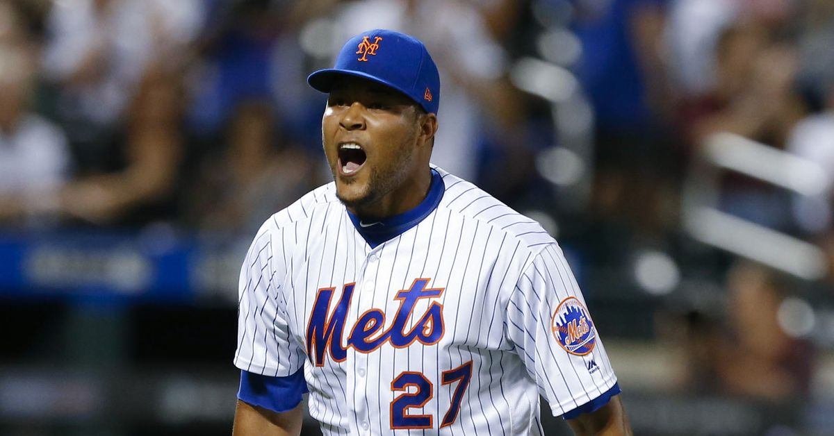 Jeurys Familia traded to the A's