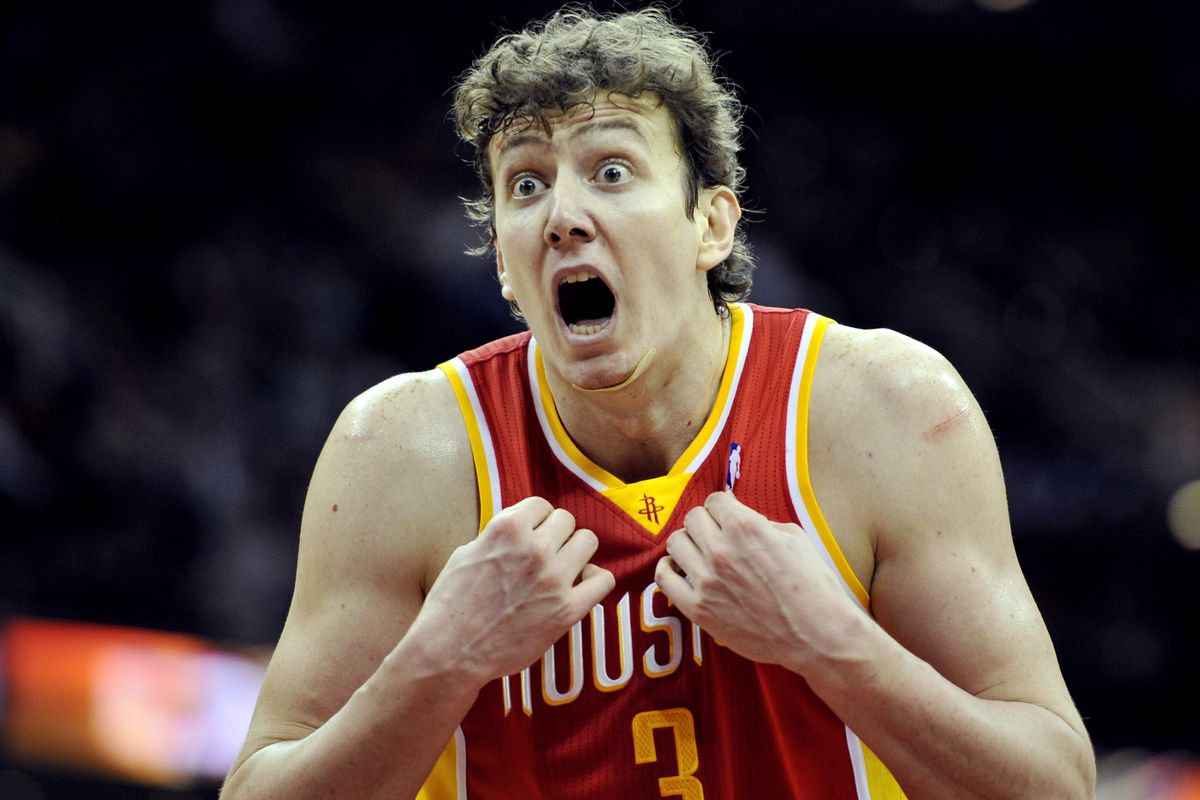 Houston rockets nba rumors - Asik S Reaction To Hearing He Might Be Traded To The Sixers David Richard Usa Today Sports