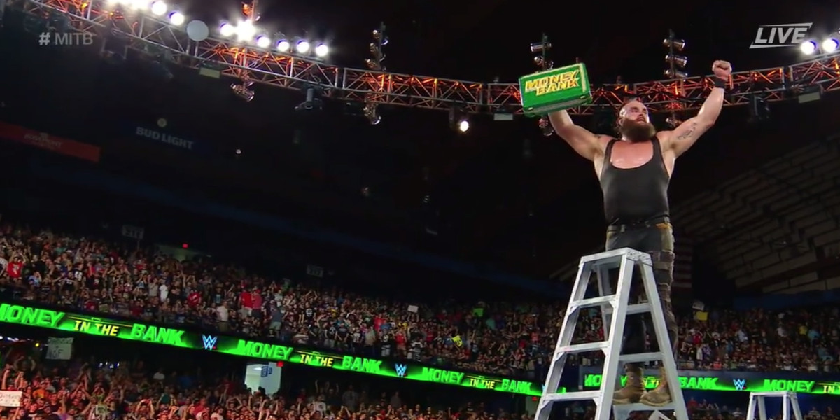 WWE Money In The Bank 2018 live results: Winners and highlights on Sunday night