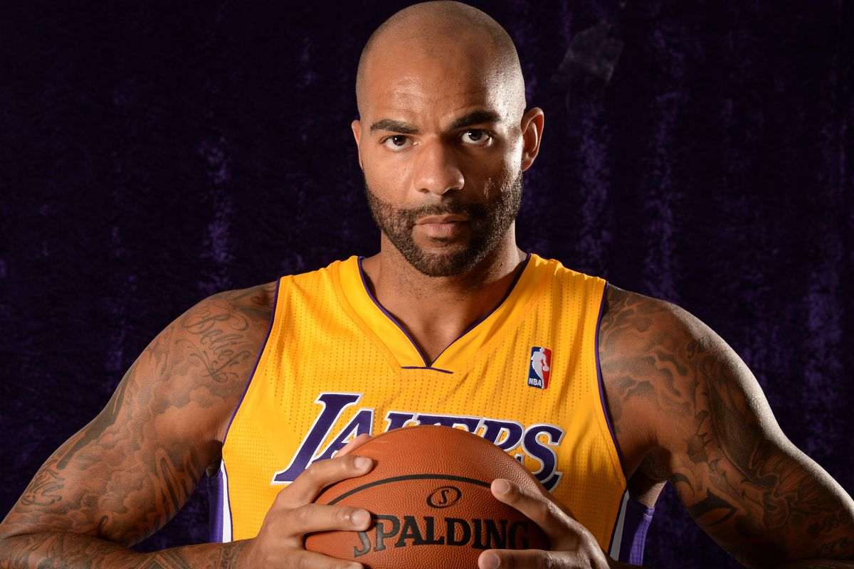 Carlos Boozer must embrace a new role with the Lakers ...