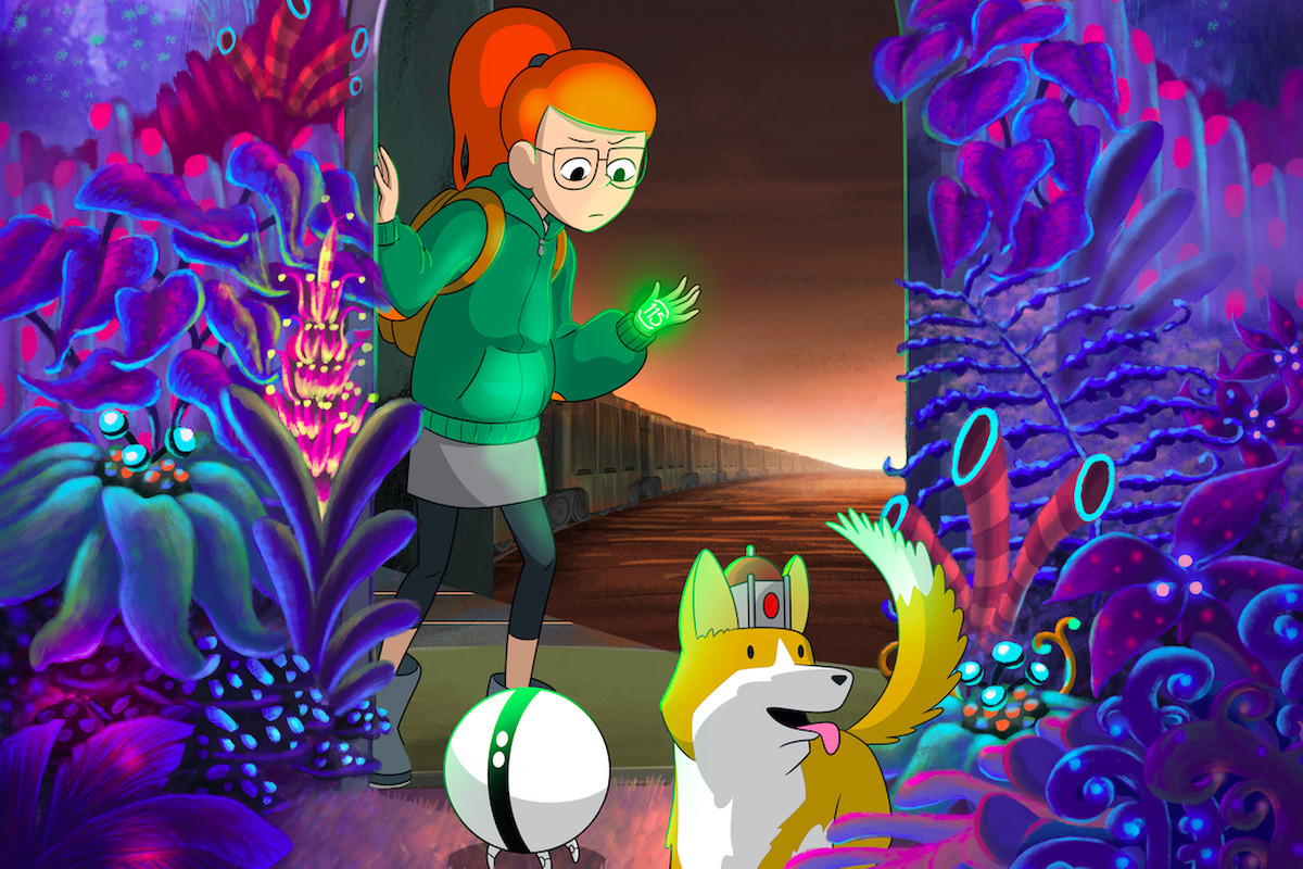 Infinity Train review: like Snowpiercer, but with video