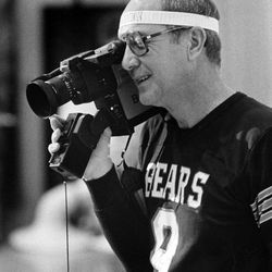 Jim McMahon's father, Jim McMahon Sr., had an eye for the athletic sucess of his children.
