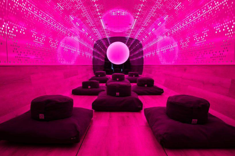 mobile meditation studio