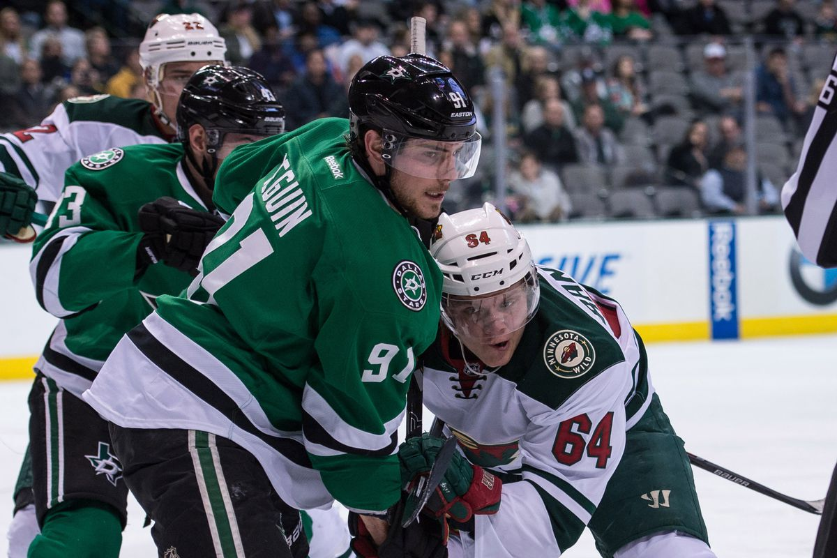 Tyler Seguin and Mikael Granlund could see a rivalry be born in an outdoor game next season.