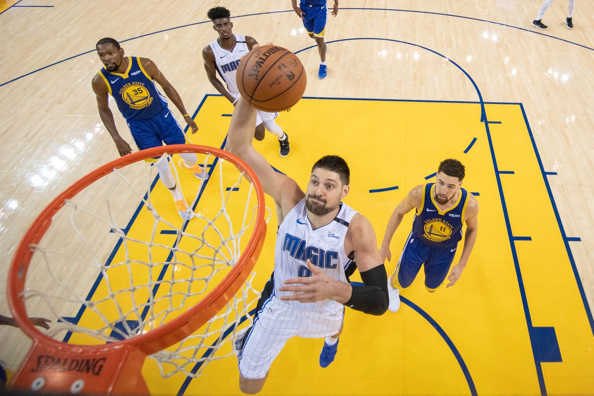 NBA: Orlando Magic at Golden State Warriors