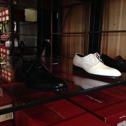 Men's shoes, $349