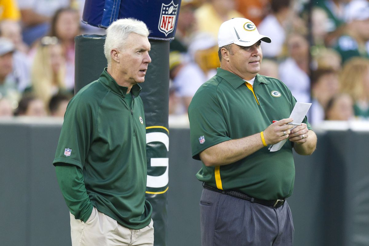 Packers GM Ted Thompson may delay the interview of Tom Clemnets with the Chicago Bears