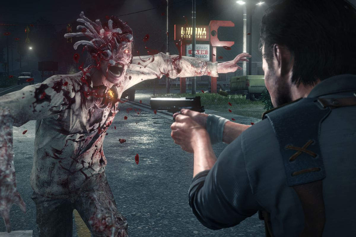 The Evil Within 2 Guide Our Best Tips For Murdering Zombies And Staying Alive Polygon
